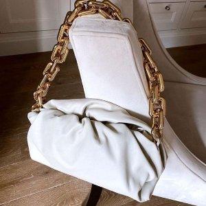 变相8.9折 封面款直降$500Bottega Veneta 定价优势回归 新款Arco手袋$2535