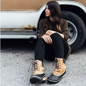 Up to 55% Off Select Footwear On Sale @ SOREL