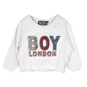 Boy London短款卫衣
