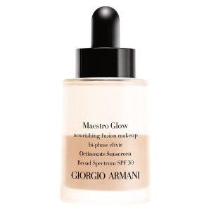 Giorgio Armani 'Maestro Glow' Nourishing Fusion Foundation SPF 30