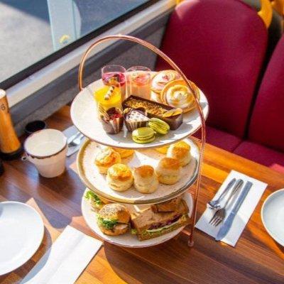 5.3折 现价£29(原价£55)伦敦Bella Vista 巴士下午茶 穿梭在英伦的大街小巷