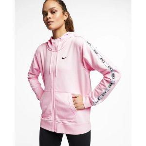 Nike嫩粉外套