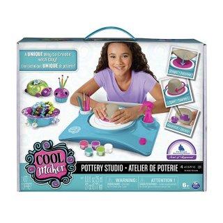 $13.5(原价$39.99)史低价:Cool Maker 儿童手工黏土制作玩具套装