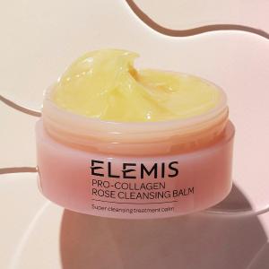7.5折 + 送$264大礼包ELEMIS 英国一线护肤品牌 收骨胶原卸妆膏洁面