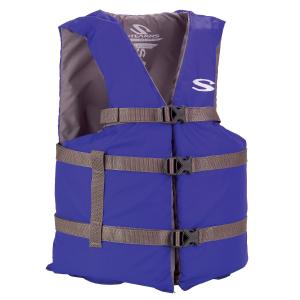 $24.97 (原价$38.74)Stearns Universal 成人通用款救生衣 夏日划船玩水必备