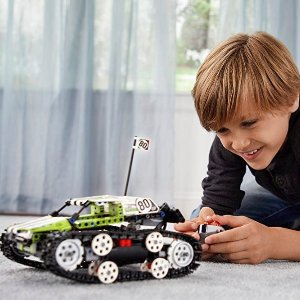 As Low As $21.88 LEGO Technic 6x6 All Terrain Tow Truck 42070 & More @ Amazon