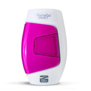 Dealmoon Exclusive! 40% offthe Flash & Go Compact Hair Removal Device PLUS a FREE Trimmer @ silk'n