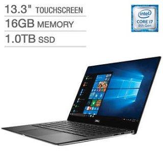 XPS 13 4K Touch i7 8550U 16GB 1TB SSD