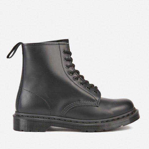 男士八孔马丁靴