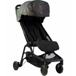 $179.99起+无税 封面款降价Mountain Buggy Nano V2 童车等产品促销 可带上飞机
