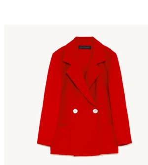DOUBLE BREASTED JACKET - SUITS-WOMAN | ZARA United Kingdom