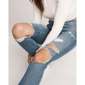 Abercrombie & Fitch牛仔裤 多色