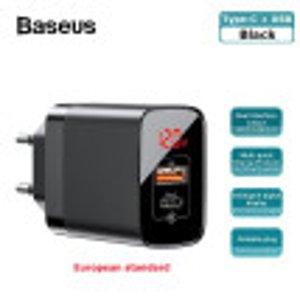 $12.98Baseus 18W 电压数字显示 充电器