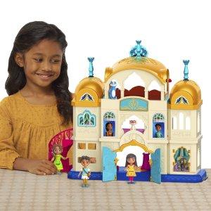 Disney公主城堡玩具