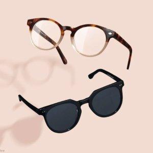 第二件半价最后一天:EyeBuyDirect 镜框、镜片热卖促销中 给自己一个文艺的机会