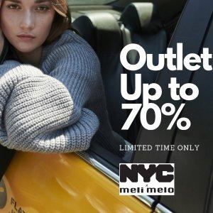 低至3折 £50收腰包 手机壳£9起白菜价:Meli Melo NYC系列 美包、配饰大促