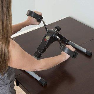 $18.99(原价$27.99)Wakeman 便携式折叠健身踏板