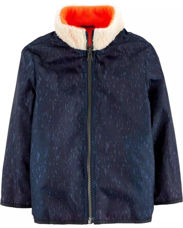 小童四合一外套