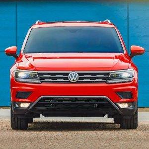 入门价低于2万美元美国不加价 新车还有优惠 2019 VW Tiguan 大众途观