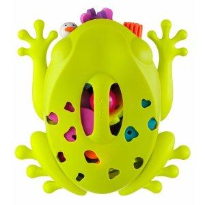 Boon青蛙洗浴玩具收纳筐