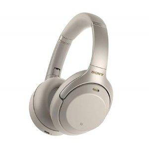 $299.99 (原价$349.99)补货:Sony WH1000XM3 无线降噪耳机