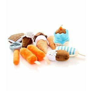 ASWEETS冰淇淋毛绒玩具套装