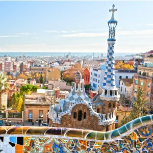 From $385Los Angeles - Barcelona RT Flight Discount