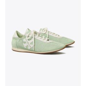 Tory Burch薄荷绿运动鞋