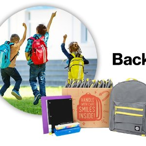 FreeBackpack Giveaway with Wireless Zone on 7/21 at 1pm