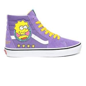 VansThe Simpsons x Vans 帆布鞋