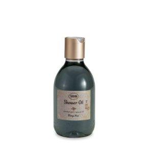 Sabon芒果奇异果沐浴油