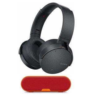 $129.99Sony XB950N1 超强重低音无线降噪耳机 + SRS-XB20音箱