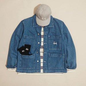 低至3.9折起 短袖仅£28Stussy 潮流服饰大促 经典涂鸦T恤、配饰外套 嘻哈风首选