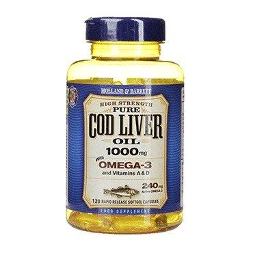 鱼肝油 60片