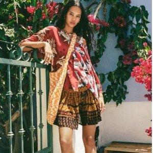 $ Get Vintage Flower Trim Bucket HatNew Arrivals: Urban Renewal Vintage Women's Clothing Hot Pick