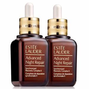Estee Lauder小棕瓶精华两瓶装 (价值$200)