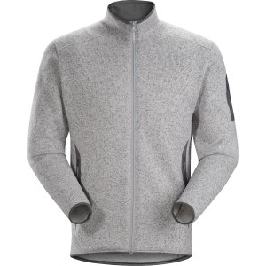 Arc'teryx 男款拉链开衫外套