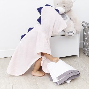 My 1st Years20% Off for $100+Personalized Pink Dinosaur Poncho Towel