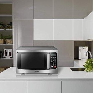 低至5.9折 $43收小烤箱Amazon 精选东芝微波炉和电烤箱热卖 美亚4星推荐