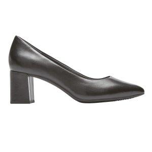 Rockport黑色高跟鞋
