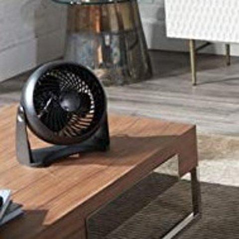 $24.99 (原价$44.9)Honeywell TurboForce 7寸小巧台式电风扇  冬夏均可用
