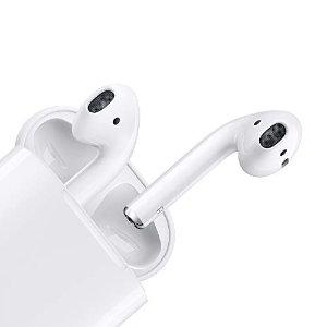 也可以到实体店买Apple AirPods 2代降噪蓝牙耳机 139欧