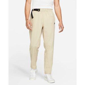 Nike封面相似款工装裤 燕麦色