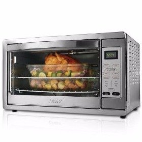 $59Oster Extra Large Digital Countertop Oven, Stainless Steel