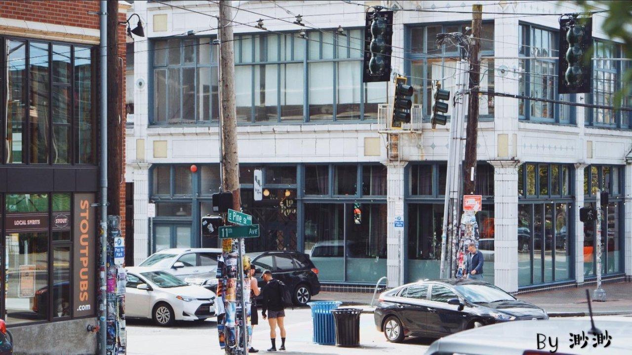 西雅图Capitol Hill的文艺宝藏店,吃吃喝喝逛起来