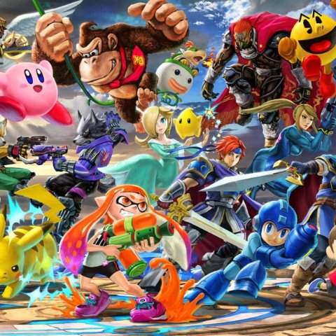 as Low as $56.88Super Smash Bros Ultimate on Switch