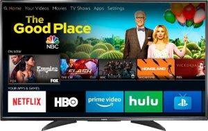 """$299.99 (原价$449.99)Toshiba 55"""" 55LF621U19 4K Fire TV 智能电视"""