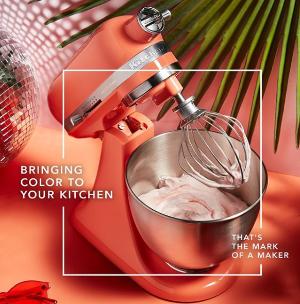低至73折+额外85折KitchenAid 厨师机 烘焙小工具 折上折促销热卖