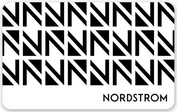 Nordstrom电子礼卡