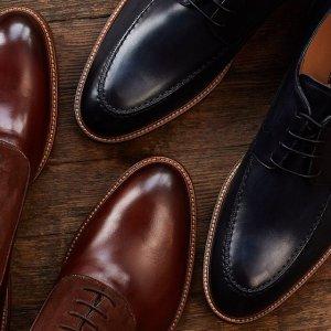 额外7折Men's Wearhouse 精选男士皮鞋热卖